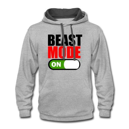 T-shirt design - Contrast Hoodie
