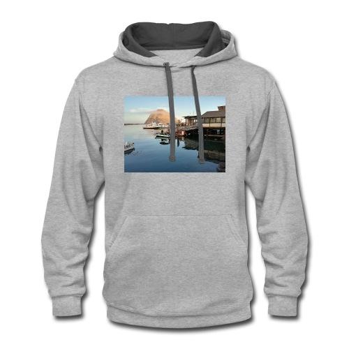 Cali Boat Trip - Contrast Hoodie