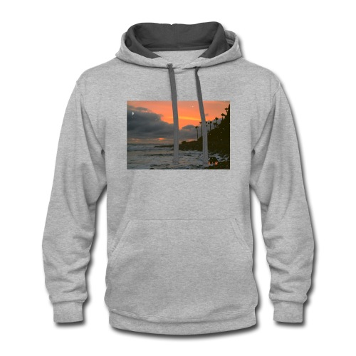 Sunset - Contrast Hoodie