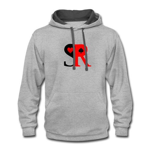 Logo SIR ROBERTH 1 - Contrast Hoodie