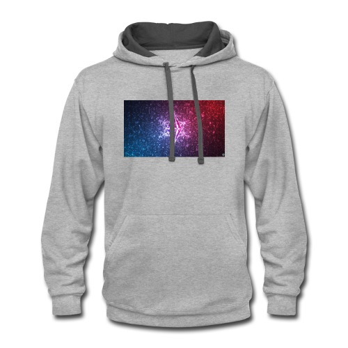 Sparking inspiration - Contrast Hoodie