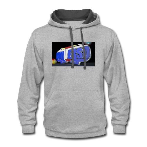 dj - Contrast Hoodie