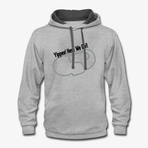 The Charlotte Roval - Contrast Hoodie