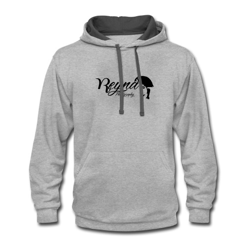 Reyna Bright Shirts and Hoodies - Contrast Hoodie