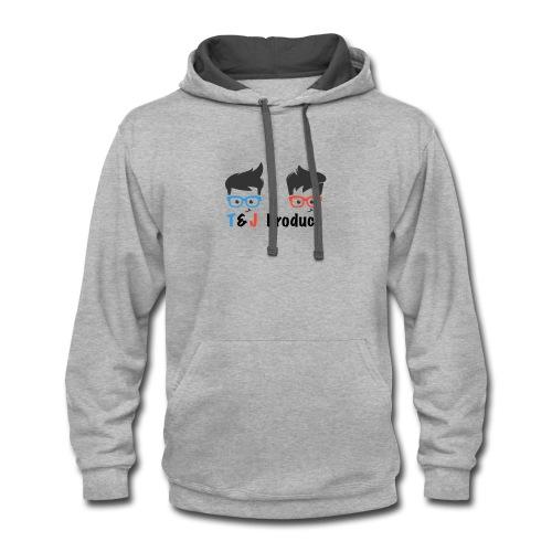 T&J Produce merchandise - Contrast Hoodie