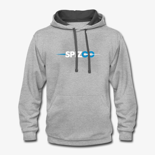 Spizoo Official Dark Clothes - Contrast Hoodie