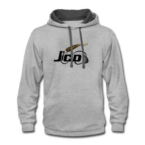 JCD Basic 1 - Contrast Hoodie