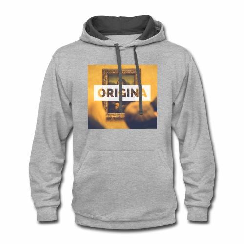 Origina - Contrast Hoodie