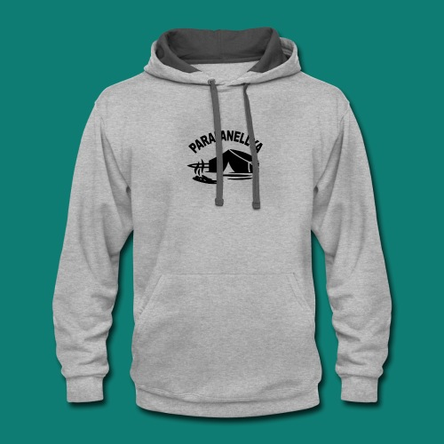 Parafanellya Campground 2nd Edition - Contrast Hoodie