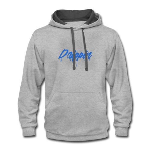 Drippin - Contrast Hoodie