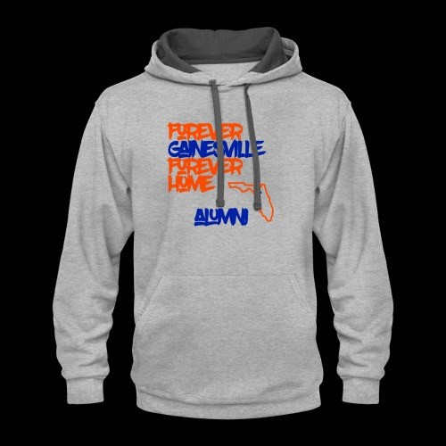 Forever Gainesville - Contrast Hoodie