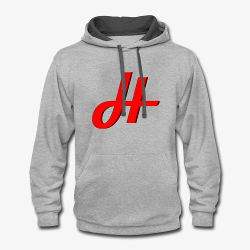 The Humaway Collection - Contrast Hoodie