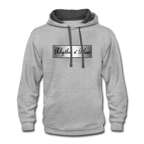 RNB13X40 - Contrast Hoodie
