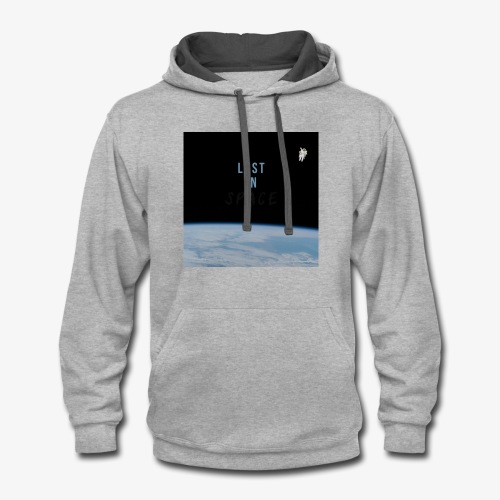 Outer Space - Contrast Hoodie