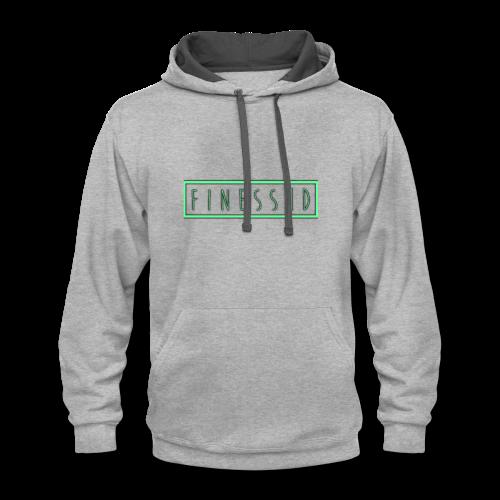 FinessHD - Contrast Hoodie