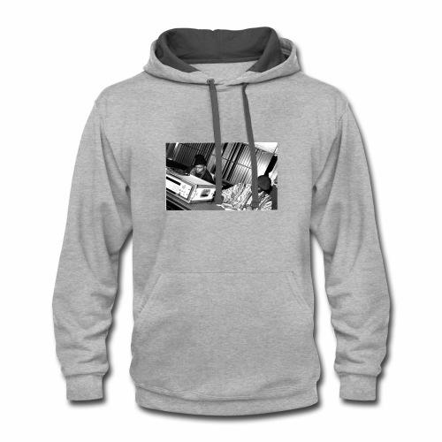 Nas & Big - Contrast Hoodie