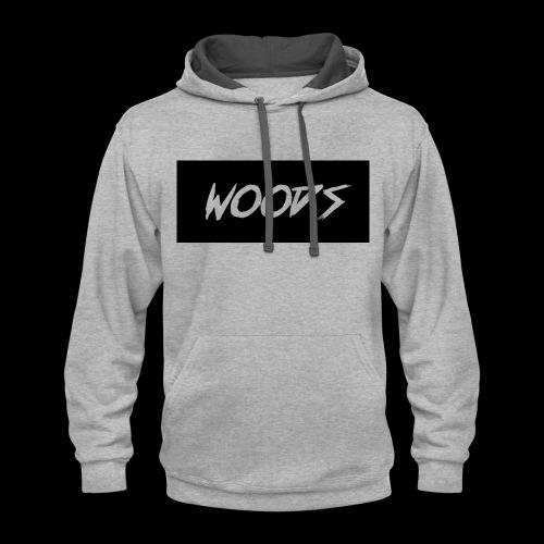 Woods * Special * - Contrast Hoodie