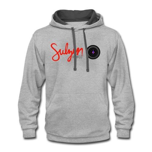 Sulzen Records T-Shirt - Contrast Hoodie