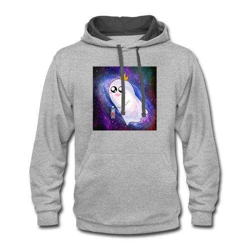 Space Ghost - Contrast Hoodie