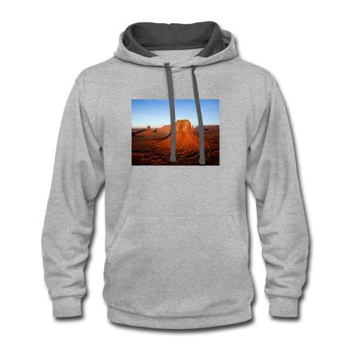 Desert - Contrast Hoodie
