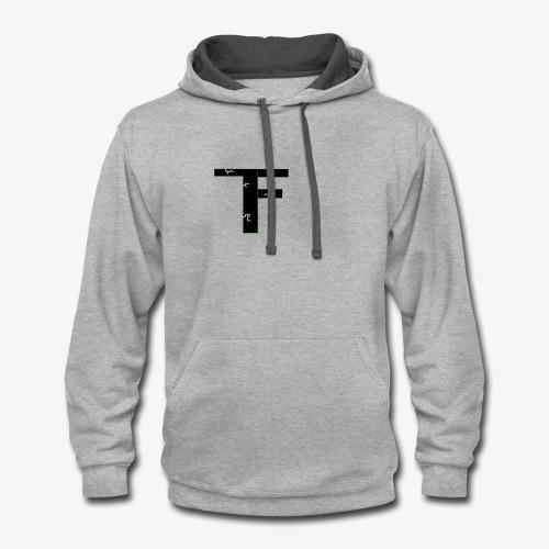 Team Forge sigh - Contrast Hoodie