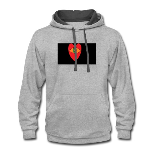 kotion the great - Contrast Hoodie