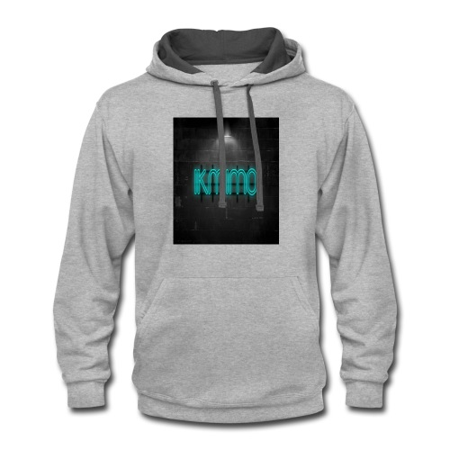 IKMIMO - Contrast Hoodie