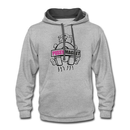 Pussy Magnet - Contrast Hoodie