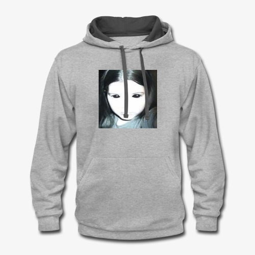 Demon Child - Contrast Hoodie