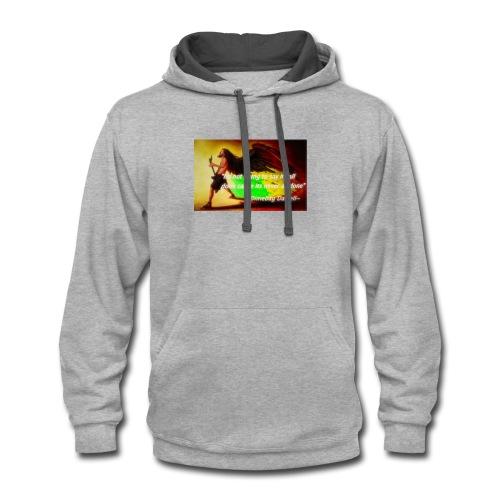 Dimebag Darryll Shredding - Contrast Hoodie