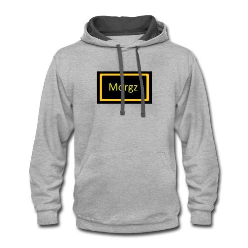 Morgz - Contrast Hoodie