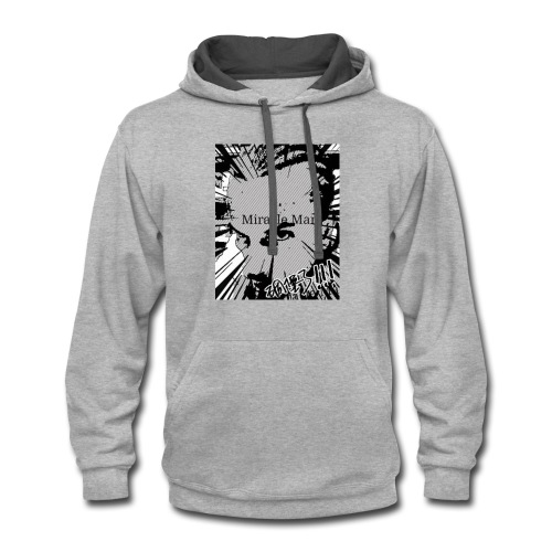 MiracleMan Fashion - Contrast Hoodie
