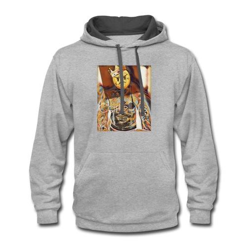Gold King - Contrast Hoodie