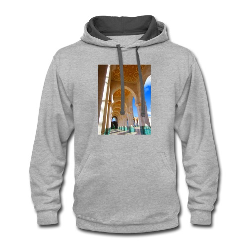 Arch of Liberty - Contrast Hoodie