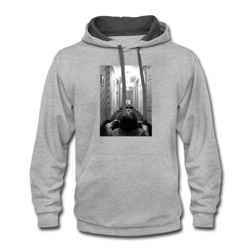 The Shining- Hallway - Contrast Hoodie