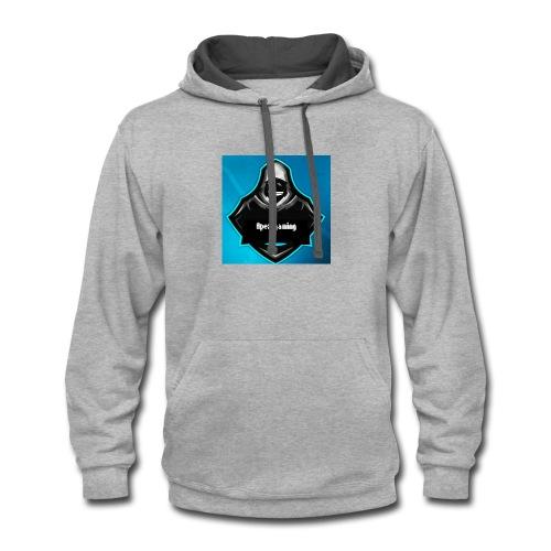 Apex savege gamer t shirt - Contrast Hoodie