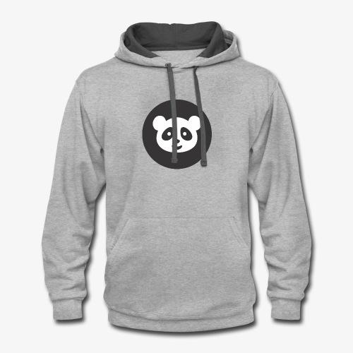 Panda Apron - Contrast Hoodie