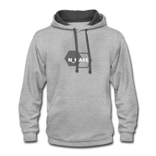 MW Logo Support - Contrast Hoodie
