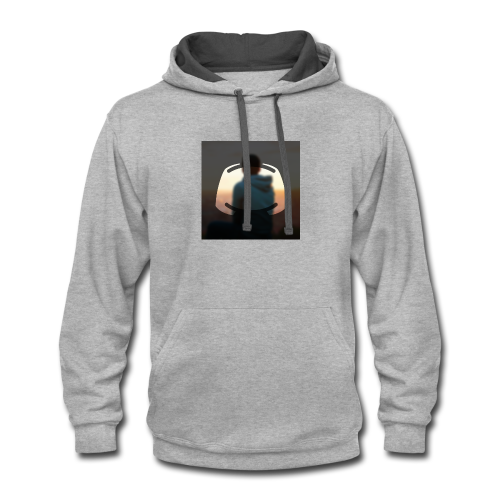 Atherion Discord Logo - Contrast Hoodie