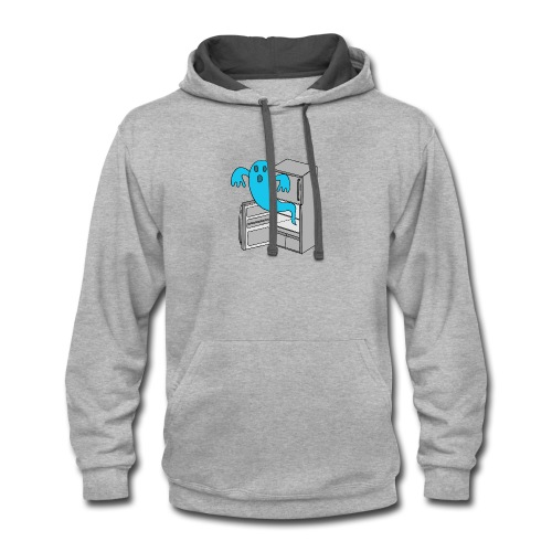 Cold Presence - Contrast Hoodie