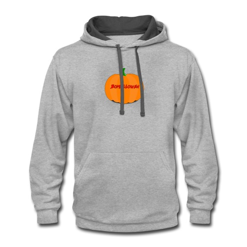 Halloween Shirt - Contrast Hoodie