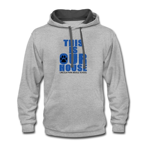 This is OurHouse - Contrast Hoodie