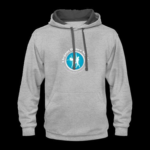 EDS Logo 2 - Contrast Hoodie