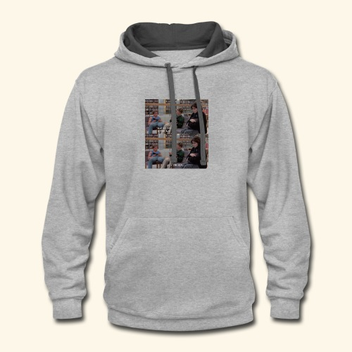 The Breakfast Club, Brian - Contrast Hoodie