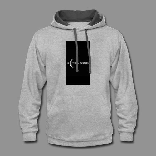 Basic ND Design - Contrast Hoodie