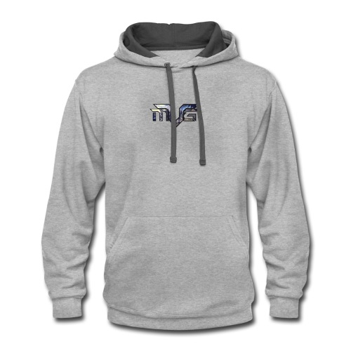 First Order Swole - Contrast Hoodie