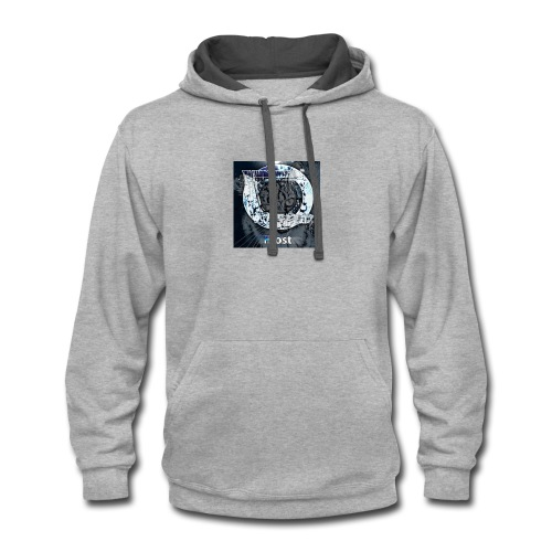My logo for the clan im in - Contrast Hoodie