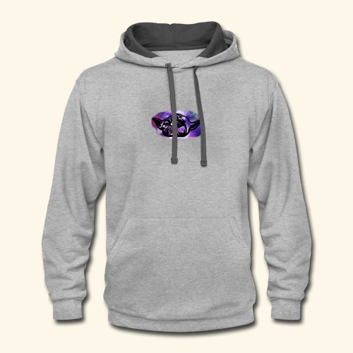 Be on with the force - Contrast Hoodie