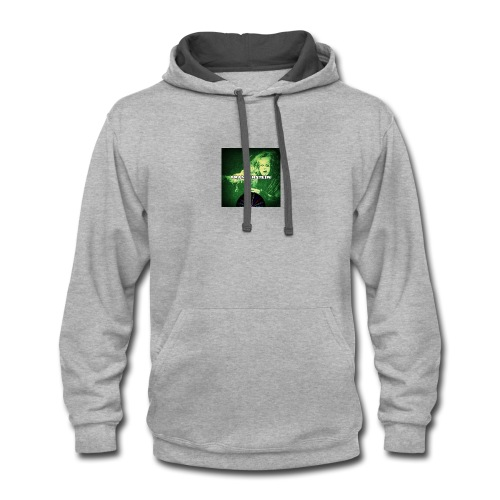 Frankenstein Monster - Contrast Hoodie