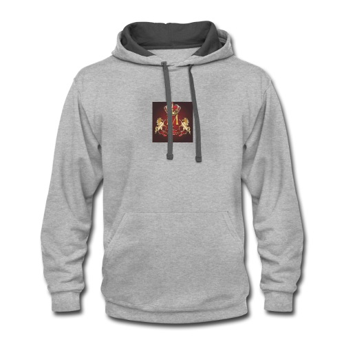 YoungMillionaires T-shirts - Contrast Hoodie
